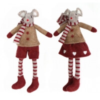 Quay Mouse Hanging 32Cm