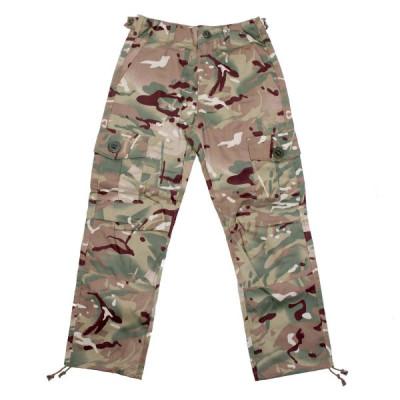 Kids Army Shop Trousers Multii Terrain