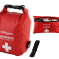 Overboard Bag First Aid Red