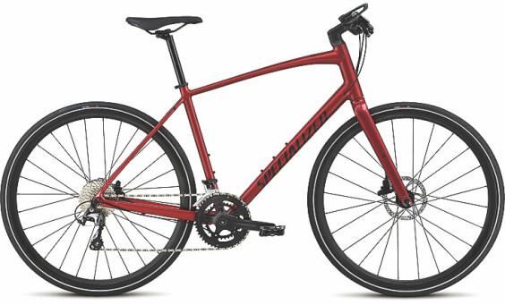 Specialized Sirrus Elite 2018