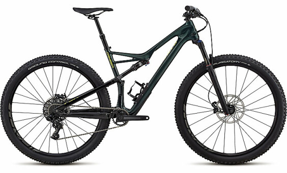Specialized Camber Comp Carbon 1X 2018