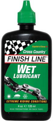 Finish Line Lube Chain Wet