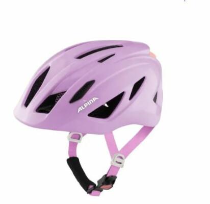 Alpinestars Alpina Pico Junior Tour Helmet Black Green 50-55Cm