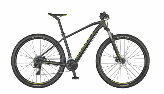 Scott Scott Aspect 760 Dark Grey Bike 2021