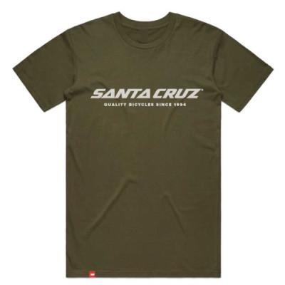 Santa Cruz Warden Tee