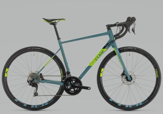 Cube Bikes Attain Sl
